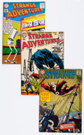Silver Age (1956-1969):Science Fiction, Strange Adventures Group (DC, 1960-70).... (Total: 26 Comic Books)