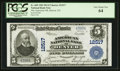National Bank Notes:Colorado, Denver, CO - $5 1902 Plain Back Fr. 609 The American NB Ch. #12517. ...