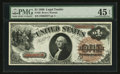 Large Size:Legal Tender Notes, Fr. 30 $1 1880 Legal Tender PMG Choice Extremely Fine 45 EPQ.. ...