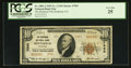 National Bank Notes:Colorado, Berthoud, CO - $10 1929 Ty. 2 The Berthoud NB Ch. # 7995. ...