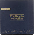 Music Memorabilia:Recordings, The Beatles Collection Limited Edition Box Set Number 0035, Still Sealed (EMI BC 13, 1978) with Original Shipping Box....
