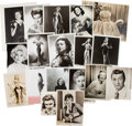 Movie/TV Memorabilia:Photos, Eighteen Publicity Stills Featuring Diana Lind (Two), June Allyson,Robert Mitchum, Ingrid Bergman, Natalie Wood, Ann Rutherfo...(Total: 18 )