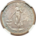 Philippines, Philippines: USA Administration 20 Centavos 1910-S MS66 NGC,...