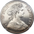 German States:Frankfurt, German States: Frankfurt. Free City Proof 2 Taler 1866 PR65 CameoNGC,...