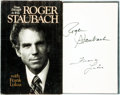 Books:Biography & Memoir, Roger Staubach. Frank Luksa. SIGNED. Time Enough to Win. Waco: Word Books, [1980]. Signed by the authors....