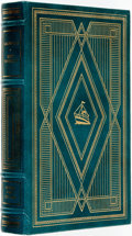 Books:Fine Bindings & Library Sets, Kurt Vonnegut. SIGNED. Galapagos. Franklin Library, 1985. Signed by the author....