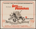 "Movie Posters:Rock and Roll, Ferry Cross the Mersey (United Artists, 1965). Half Sheet (22"" X28""). Rock and Roll.. ..."