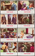 "Movie Posters:Crime, Point Blank (MGM, 1967). Lobby Card Set of 8 (11"" X 14""). Crime.. ... (Total: 8 Items)"