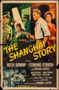 "Movie Posters:Mystery, The Shanghai Story (Republic, 1954). One Sheets (3) (27"" X 41""),Title Lobby Cards (2), & Lobby Cards (6) (11"" X 14""). Myste...(Total: 11 Items)"