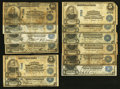 National Bank Notes:ZZZ, A Sizable Group of Fifteen Mixed Nationals.. ... (Total: 15 notes)