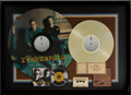 Music Memorabilia:Awards, The Rembrandts L.P. RIAA Gold Record Award (EastWest Records 61752,1995)....