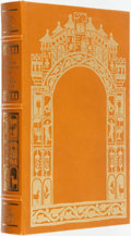 Books:Fine Bindings & Library Sets, Isaac Bashevis Singer. SIGNED. Death of Methuselah. FranklinLibrary, 1998. Signed by the author....