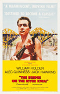 "Movie Posters:War, The Bridge on the River Kwai (Columbia, 1958). One Sheet (26.75"" X 41.75"") Style B.. ..."