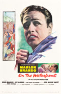 "Movie Posters:Academy Award Winners, On the Waterfront (Columbia, 1954). One Sheet (26.75"" X 41.5"")....."