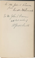 Autographs:U.S. Presidents, Franklin D. Roosevelt Inscribed Copy of The HappyWarrior....