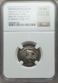 Ancients:Oriental, Ancients: PARTHIAN KINGDOM. Pacorus (ca. AD 78-120). AR drachm (3.65 gm). ...