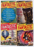 Pulps:Science Fiction, Famous Fantastic Mysteries Box Lot (Frank A. Munsey Co., 1939-53)Condition: Average FR/GD....