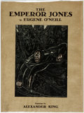 Books:Literature 1900-up, Eugene O'Neill. SIGNED/LIMITED. The Emperor Jones. New York:Horace Liveright, 1928. Limited to 775 numbered...
