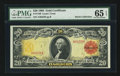 Large Size:Gold Certificates, Fr. 1180 $20 1905 Gold Certificate PMG Gem Uncirculated 65 EPQ.. ...