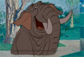 Animation Art:Production Cel, The Jungle Book Colonel Hathi Production Cel (Walt Disney,1967)....
