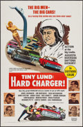 """Movie Posters:Sports, Tiny Lund: Hard Charger (Marathon Pictures, 1967). One Sheet (27"""" X 41""""). Sports.. ..."""