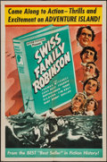 "Movie Posters:Adventure, Swiss Family Robinson (Astor, R-1946). One Sheet (27"" X 41"").Adventure.. ..."