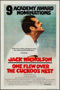 """Movie Posters:Academy Award Winners, One Flew Over the Cuckoo's Nest (United Artists, 1975). International One Sheet (27"""" X 41""""). Academy Award Winners.. ..."""