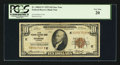 Fr. 1860-E* $10 1929 Federal Reserve Bank Note. PCGS Very Fine 20