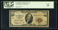 Fr. 1860-D* $10 1929 Federal Reserve Bank Note. PCGS Very Fine 20