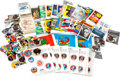 Memorabilia:Trading Cards, Trading Cards, and Pogs Group (Various Publishers)....