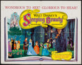 "Movie Posters:Animation, Sleeping Beauty (Buena Vista, 1959). Half Sheet (22"" X 28"").Animation.. ..."