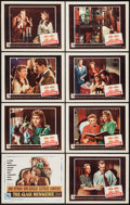 """Movie Posters:Drama, The Glass Menagerie (Warner Brothers, 1950). Lobby Card Set of 8 (11"""" X 14""""). Drama.. ... (Total: 8 Items)"""