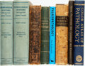 Books:Medicine, [Medicine]. [Pathology]. Group of Six Books (in Eight Volumes) onVarious Topics in Pathology. Various Publishers and dates....(Total: 8 Items)