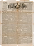 Miscellaneous:Newspaper, [Slavery]. Newspaper: The Liberator....
