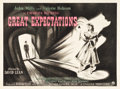 "Movie Posters:Drama, Great Expectations (GFE, 1946). British Quad (30"" X 40"").. ..."