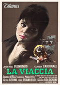 "Movie Posters:Foreign, La Viaccia (Titanus Distributors, 1961). Italian 4 - Foglio (55"" X 78""). Also known as The Lovemakers.. ..."