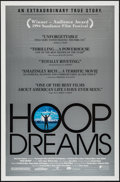"Movie Posters:Sports, Hoop Dreams & Other Lot (Fine Line Features, 1994). One Sheets (2) (27"" X 40"" & 27"" X 41""). Sports.. ... (Total: 2 Items)"