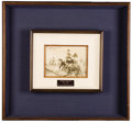 Autographs:U.S. Presidents, Theodore Roosevelt Signed Photograph....