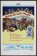 "Movie Posters:Comedy, The Night They Raided Minsky's (United Artists, 1968). One Sheet (27"" X 41""). Comedy. ..."