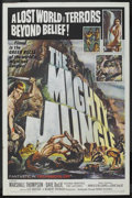 "Movie Posters:Adventure, The Mighty Jungle (Columbia, 1964). One Sheet (27"" X 41"").Adventure. ..."