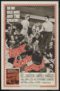 "Movie Posters:Rock and Roll, Hey, Let's Twist (Paramount, 1962). One Sheet (27"" X 41"") Style A.Rock and Roll. ..."