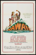 "Movie Posters:Drama, Hawaii (United Artists, 1966). One Sheet (27"" X 41""). Drama. ..."