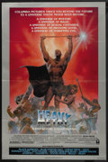 "Movie Posters:Animated, Heavy Metal (Columbia, 1981). One Sheet (27"" X 41"") Style B.Animated. ..."