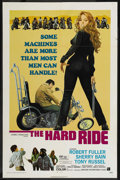"Movie Posters:Action, The Hard Ride (American International, 1971). One Sheet (27"" X41""). Action. ..."