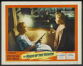 "Movie Posters:Film Noir, The Night of the Hunter (United Artists, 1955). Lobby Card (11"" X 14""). Film Noir. ..."