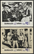 """Movie Posters:Drama, The Misfits (United Artists, 1961). Lobby Cards (2) (11"""" X 14""""). Drama. ... (Total: 2 Items)"""