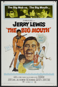 "The Big Mouth (Columbia, 1967). One Sheet (27"" X 41""). Comedy"