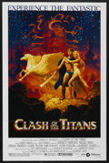 """Movie Posters:Fantasy, Clash of the Titans (MGM, 1981). One Sheet (27"""" X 41""""). Fantasy. ..."""