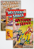 Silver Age (1956-1969):Science Fiction, Mystery in Space Group (DC, 1959-63) Condition: Average VG....(Total: 17 Comic Books)