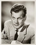 Movie/TV Memorabilia:Autographs and Signed Items, A Joseph Cotten Signed Black and White Photograph, Circa 1950s....